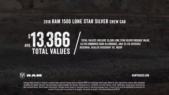 Ram Spring Sales Event TV Spot, 'Long Live Passion' Song by Anderson East - Thumbnail 8