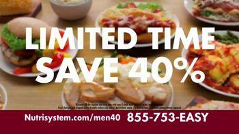 Nutrisystem for Men TV Spot, 'Put Down the Pie: 40 Percent' - Thumbnail 5