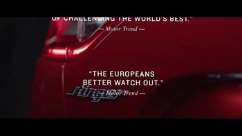 2018 Kia Stinger GT TV Spot, 'The Reviews Are In: Lives Up to the Hype' [T2] - Thumbnail 3