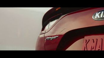 2018 Kia Stinger GT TV Spot, 'The Reviews Are In: Lives Up to the Hype' [T2] - Thumbnail 6