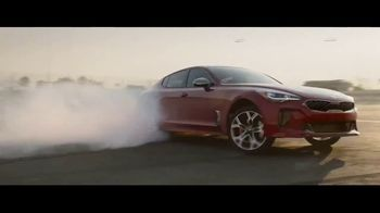2018 Kia Stinger GT TV Spot, 'The Reviews Are In: Lives Up to the Hype' [T2] - Thumbnail 7