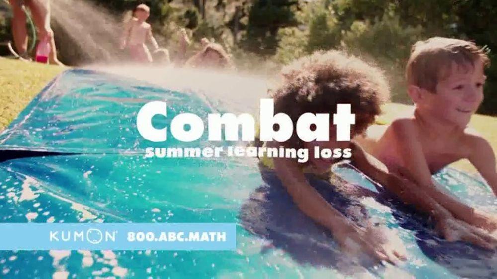 Kumon Math & Reading Program TV Commercial, 'Summer Learning Loss'