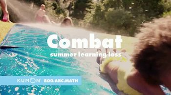 Kumon Math & Reading Program TV Spot, 'Summer Learning Loss' - Thumbnail 4