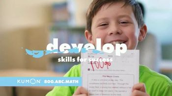 Kumon Math & Reading Program TV Spot, 'Summer Learning Loss' - Thumbnail 7