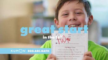 Kumon Math & Reading Program TV Spot, 'Summer Learning Loss' - Thumbnail 8