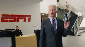 Degree Advanced Protection TV Spot, 'ESPN: Meeting' Featuring Kenny Mayne