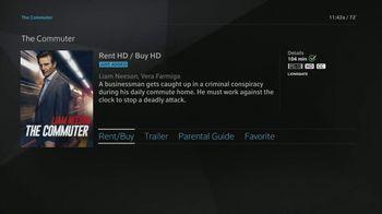 XFINITY On Demand TV Spot, 'X1: The Commuter' - Thumbnail 10