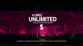 T-Mobile TV Spot, 'Babysitter: 4 Lines for $40 Each' Song by Noah Cyrus - Thumbnail 9