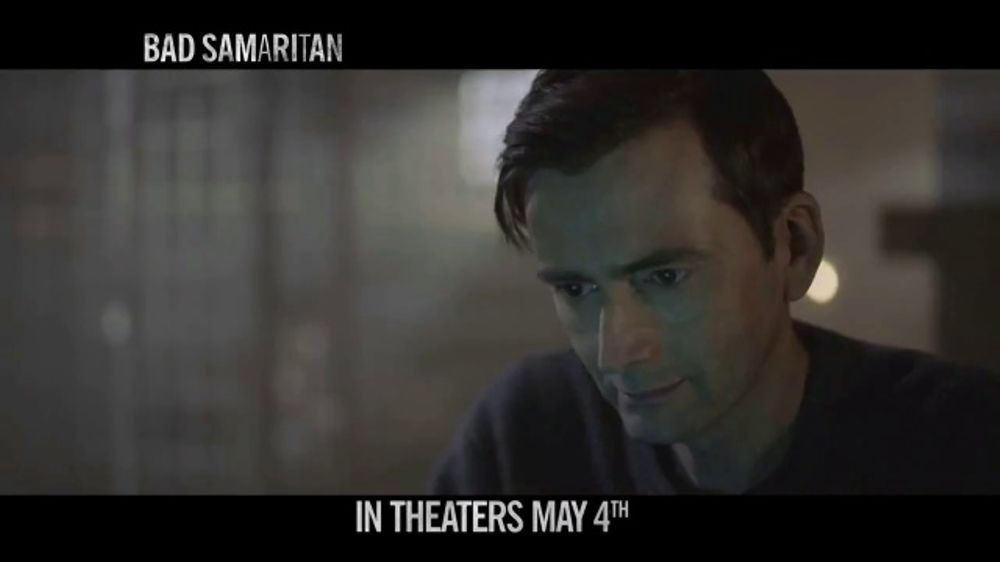 Bad Samaritan TV Movie Trailer - iSpot.tv