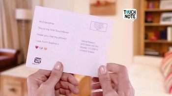TouchNote TV Spot, 'Mother's Day: Make Mom's Day' - Thumbnail 8