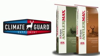 Purina AntlerMax Climate Guard TV Spot, 'Hot Weather' - Thumbnail 5