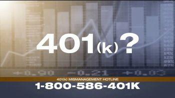 Franklin D. Azar & Associates, P.C. TV Spot, '401(k) Mismanagement' - Thumbnail 1