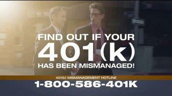 Franklin D. Azar & Associates, P.C. TV Spot, '401(k) Mismanagement' - Thumbnail 5
