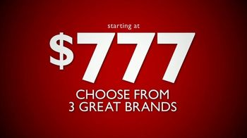 Rooms to Go Storewide Mattress Sale TV Spot, 'Starting at $777' - Thumbnail 5