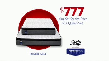 Rooms to Go Storewide Mattress Sale TV Spot, 'Starting at $777' - Thumbnail 6