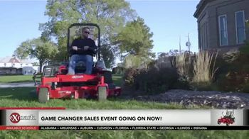 Exmark Manufacturing Game Changer Sales Event TV Spot, 'College Team Seats' - Thumbnail 4
