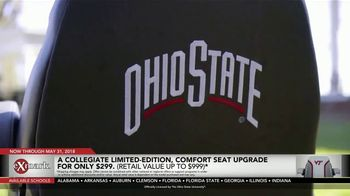 Exmark Manufacturing Game Changer Sales Event TV Spot, 'College Team Seats' - Thumbnail 7