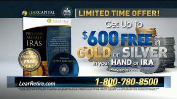 Lear Capital TV Spot, 'Gold & Silver Diversification Kit' - Thumbnail 8