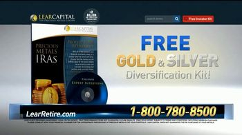 Lear Capital TV Spot, 'Gold & Silver Diversification Kit' - Thumbnail 6