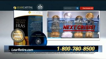 Lear Capital TV Spot, 'Gold & Silver Diversification Kit' - 5 commercial airings
