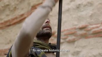 Microsoft TV Spot, 'Microsoft AI + Iconem: Preserving History' Feat. Common - Thumbnail 4