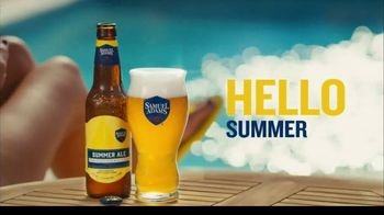 Samuel Adams Summer Ale TV Spot, 'Hello Summer' - Thumbnail 6