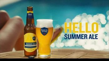 Samuel Adams Summer Ale TV Spot, 'Hello Summer' - Thumbnail 7