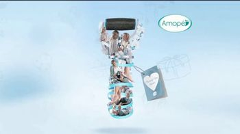Amopé Pedi Perfect TV Spot, 'Give the Gift of Effortlessly Smooth Feet' - Thumbnail 1