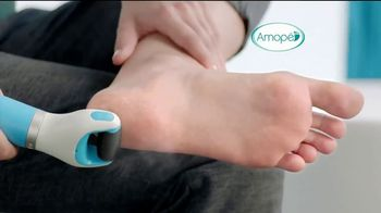 Amopé Pedi Perfect TV Spot, 'Give the Gift of Effortlessly Smooth Feet' - Thumbnail 5