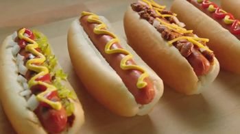 Oscar Mayer TV Spot, 'Big Changes: For the Love of Hot Dogs'