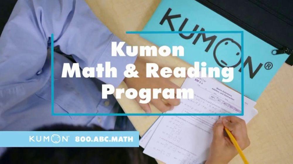 Kumon Math & Reading Program TV Commercial, 'Summer Learning'