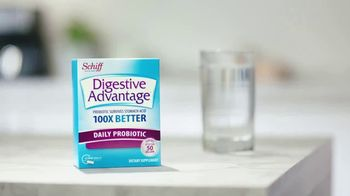 Digestive Advantage Daily Probiotic TV Spot, 'Happy Camper' - Thumbnail 1