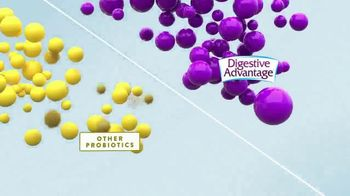 Digestive Advantage Daily Probiotic TV Spot, 'Happy Camper' - Thumbnail 7
