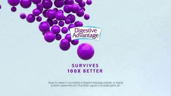 Digestive Advantage Daily Probiotic TV Spot, 'Happy Camper' - Thumbnail 8