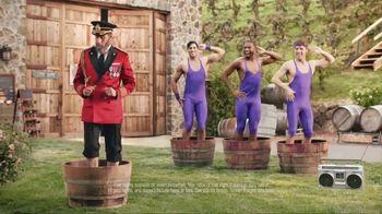 Hotels.com TV Spot, 'Grapes!'