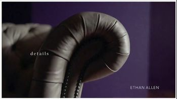 Ethan Allen TV Spot, 'Every Detail: Free Delivery' Song by Anna Dellaria - Thumbnail 2
