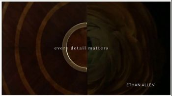 Ethan Allen TV Spot, 'Every Detail: Free Delivery' Song by Anna Dellaria - Thumbnail 6