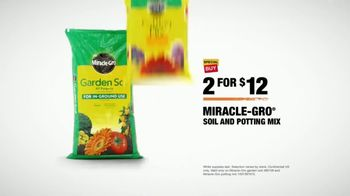 The Home Depot TV Spot, 'More Nutritious Soil' - Thumbnail 8