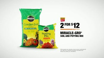 The Home Depot TV Spot, 'More Nutritious Soil' - Thumbnail 9