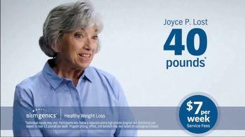SlimGenics TV Spot, 'Joyce'