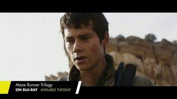 The Maze Runner Trilogy Home Entertainment TV Spot - Thumbnail 6