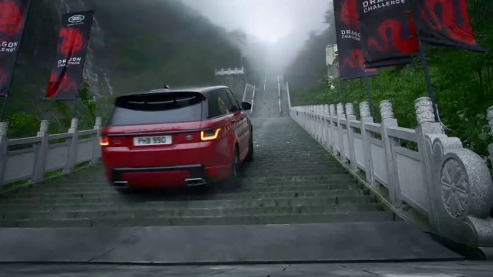 Land Rover Discovery Lease >> 2018 Range Rover Sport TV Commercial, 'The Dragon Challenge' - iSpot.tv