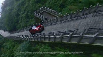 2018 Range Rover Sport TV Spot, 'The Dragon Challenge'