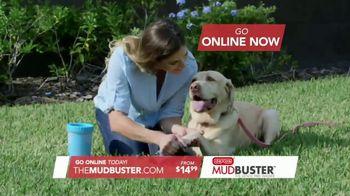 Dexas MudBuster TV Spot, 'Muddy Paws'