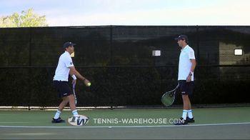 Tennis Warehouse TV Spot, 'Bryan Brothers Best Tennis Trick Shots' - Thumbnail 1