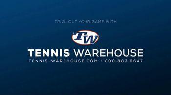 Tennis Warehouse TV Spot, 'Bryan Brothers Best Tennis Trick Shots' - Thumbnail 9
