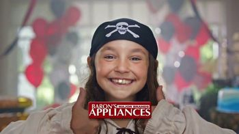 Frigidaire Blowout Sale TV Spot, 'Sarah's Birthday: 40 Percent Off & $250 Back'