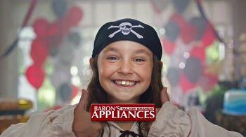 Frigidaire Blowout Sale TV Spot, 'Sarah's Birthday: 40% Off & $250 Back'