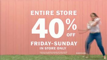 Old Navy TV Spot, 'Denim for the Whole Fam: 40 Percent Off' - Thumbnail 10