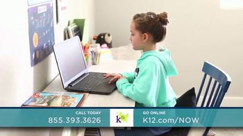 K12 TV Spot, 'Public School at Home'